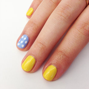 DIY Nail Art Using Essie Nail Polish