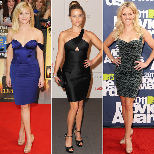 Good Girl Gone Bad: Reese Witherspoon's Sexiest Looks