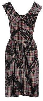 VIVIENNE WESTWOOD ANGLOMANIA Short dress