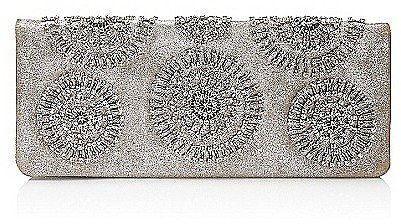 Tory Burch Mini Foldover Clutch With Crystals