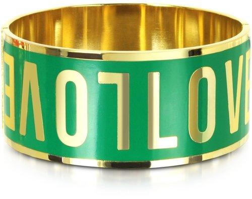 Moschino Love Moschino - Signature Metal Bangle