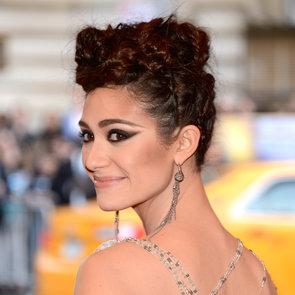Pictures of Emmy Rossum at the 2013 Met Gala