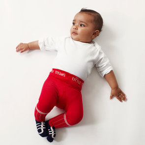Little Titans Tights For Little Boys