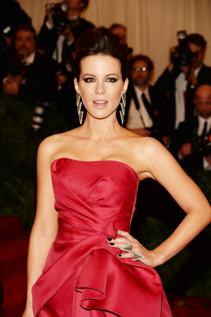 Kate Beckinsale at the Met Gala 2013.
