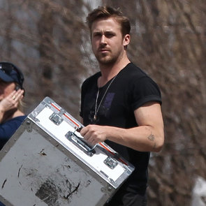 Ryan Gosling Filming How to Catch a Monster | Photos
