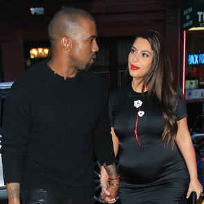 Kim Kardashian and Kanye West Have Dinner With Anna Wintour