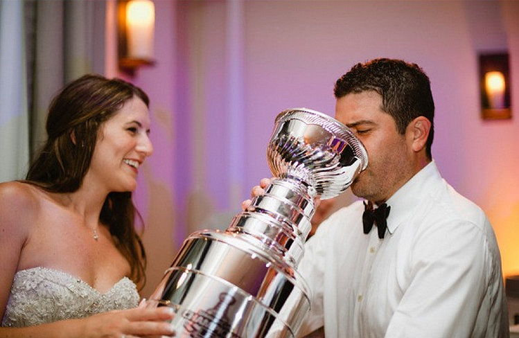 Stanley Cup Toast