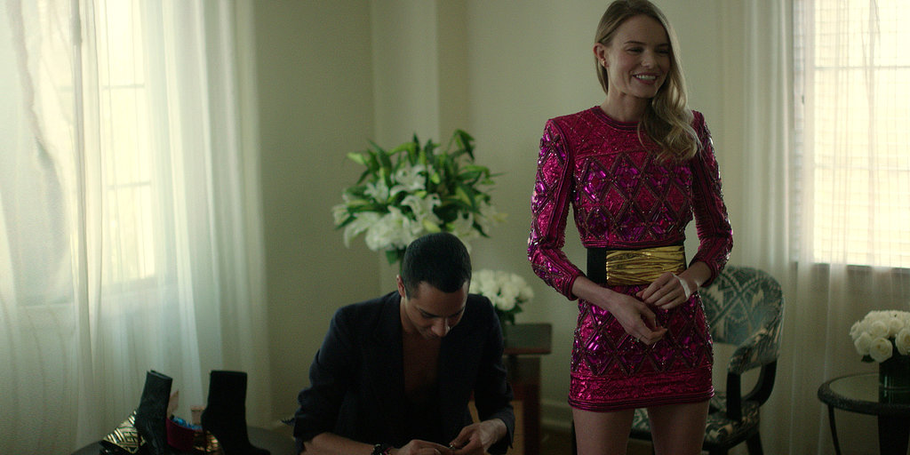 Exclusive: See Kate Bosworth and Grimes Prep For the Met Gala