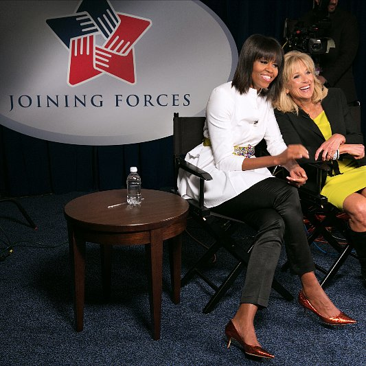 A Letter From Michelle Obama and Dr. Jill Biden to Military Families
