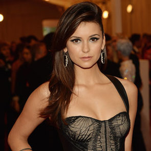 Pictures of Nina Dobrev at the 2013 Met Gala