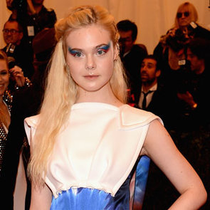Pictures of Elle Fanning at the 2013 Met Gala
