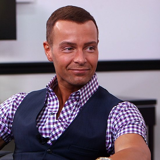 Joey Lawrence Interview on Splash (Video)