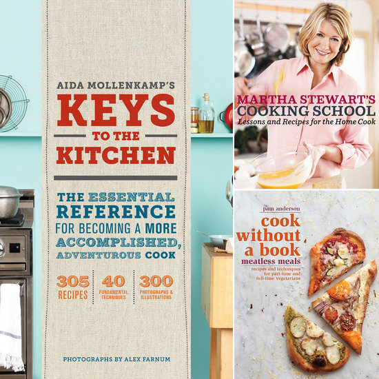11 Inspiring Cookbooks For New College Grads