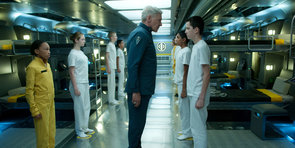 Ender's Game Trailer: Harrison Ford Raises a Space Army