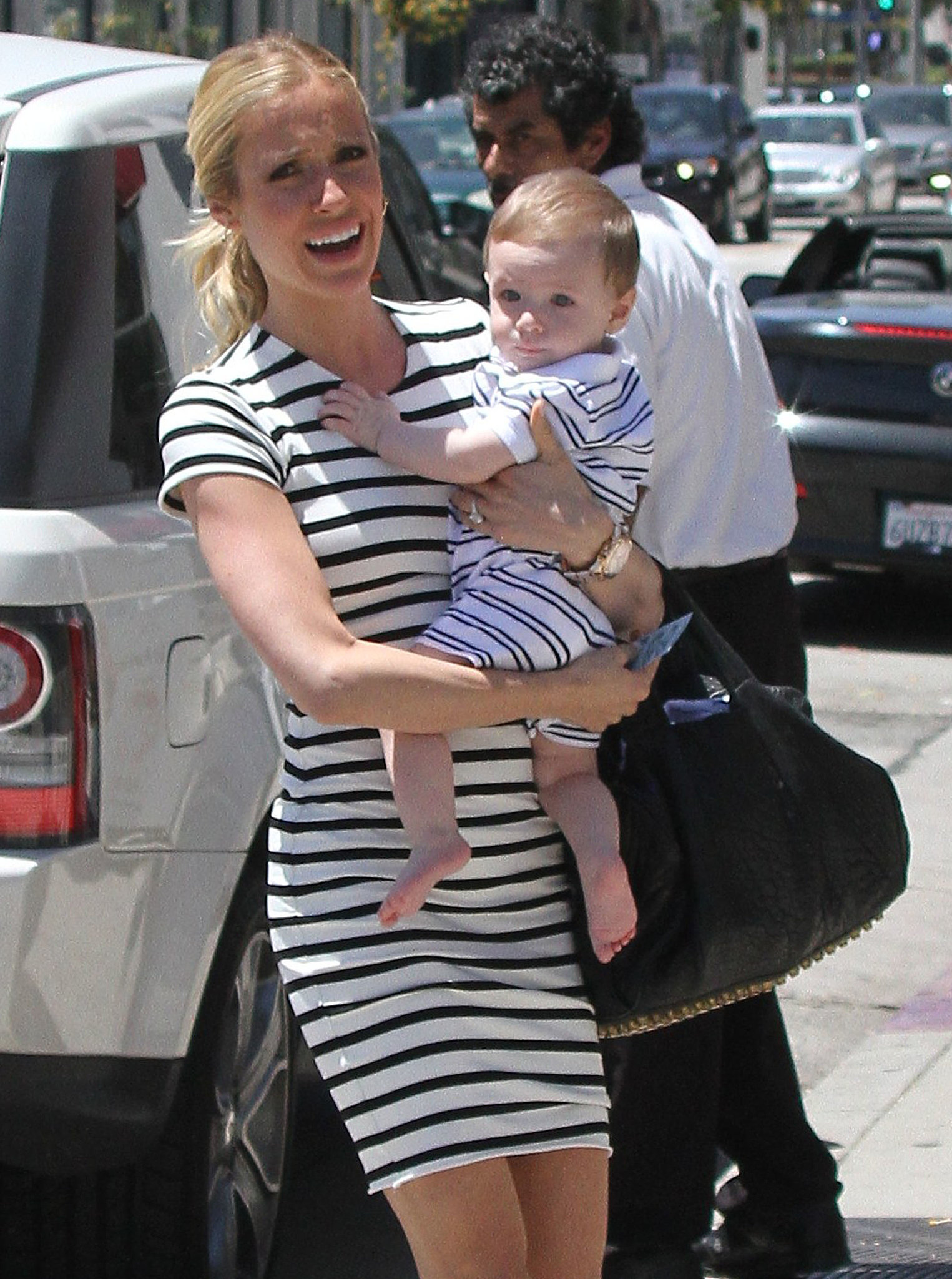 Kristin Cavallari had her first baby, Camden, with Jay ...