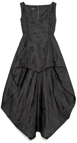 Decades Inc. Jean Paul Gaultier Silk Brocade 2004 Collection Dress
