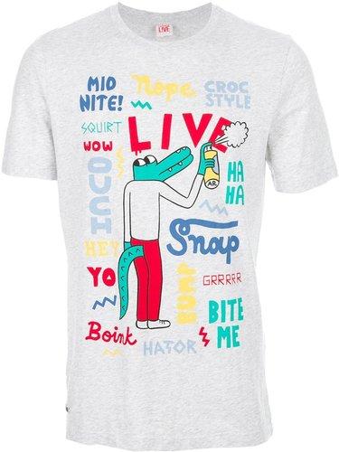 Lacoste Live 'Live 2' t-shirt