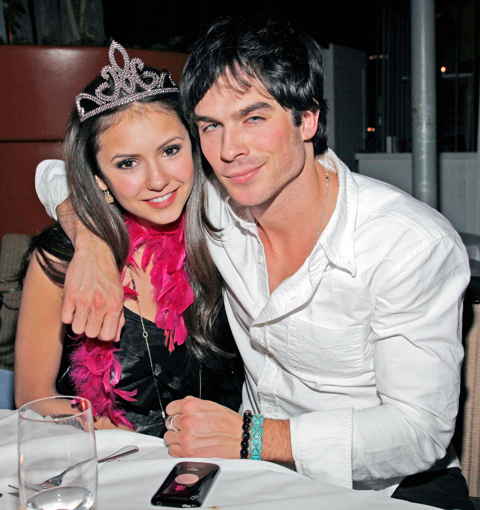 is nina and ian dating Is it just us, or is nina dobrev being linked to a new superhot star every day ever since she and ian somerhalder broke up back in may 2013 — and.