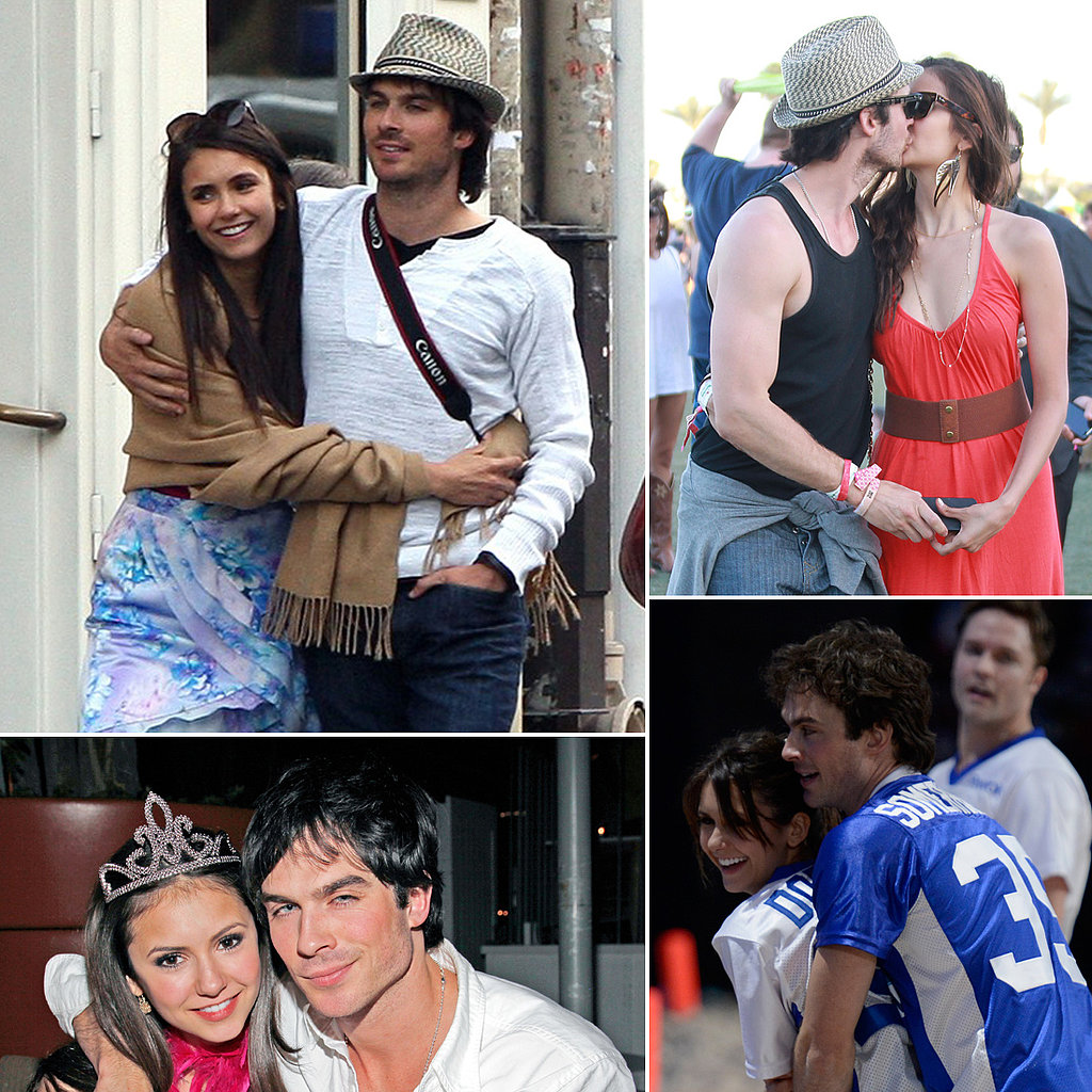 are nina dobrev and ian somerhalder dating 2014 No, ian somerhalder isn't in love nina dobrev in 2014, somerhalder began dating reed and eventually married the actress a year later.
