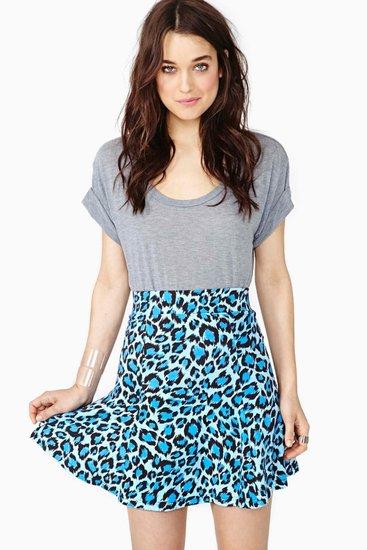 Feline Flare Skirt