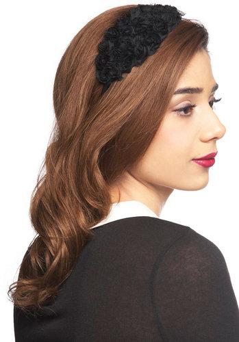 Here Noir There Headband