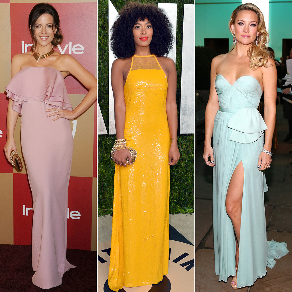 The Best Celebrity & Red Carpet Dresses of All Time ...