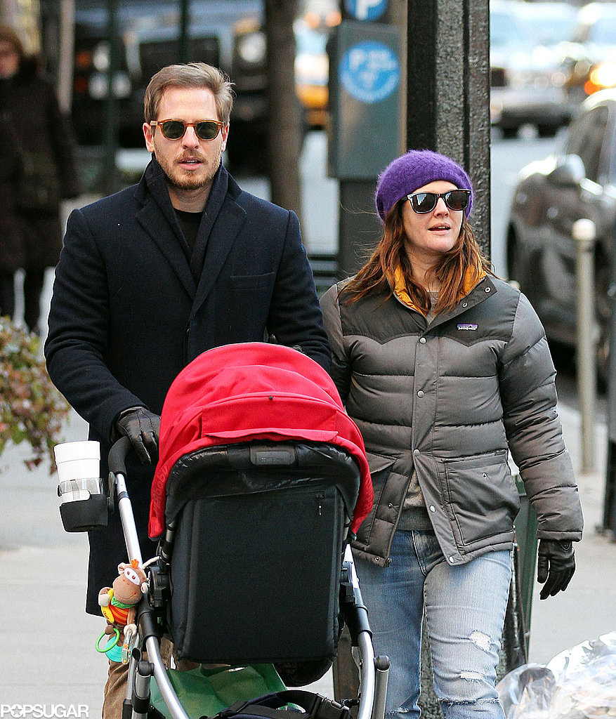 Drew Barrymore and Will Kopelman welcomed Olive to their family in September 2012.