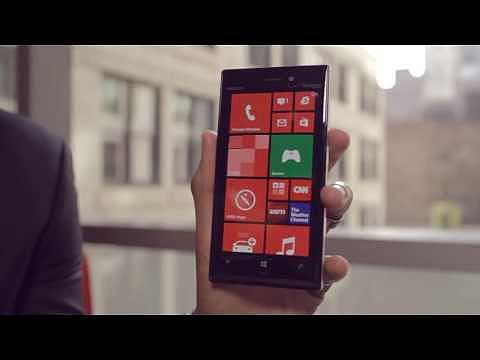 Nokia Lumia 928 Hands-On