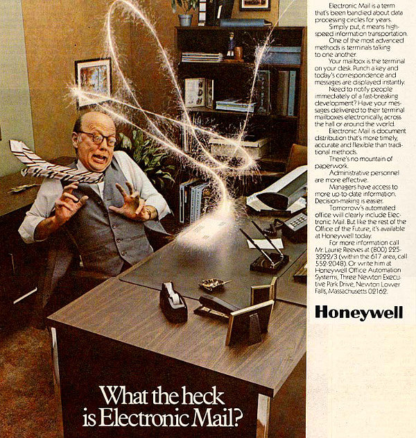 Electronic Mail by Honeywell