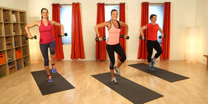 10-Minute Tone-Up: Arms and Shoulders