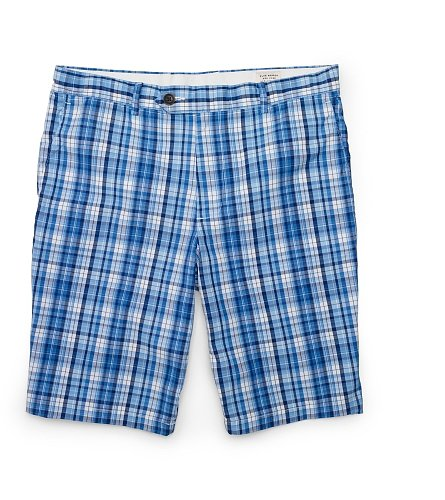 Maddox  Cotton Tab-Front Short