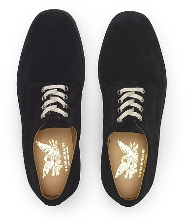 Mark McNairy Suede Playboy