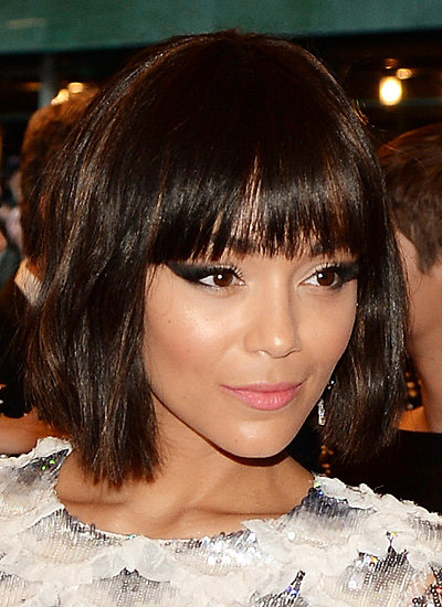 Ashley Madekwe's new bob!