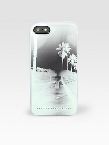 Marc by Marc Jacobs Boardwalk-Print Hardcase For iPhone 5
