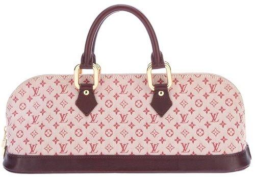 Louis Vuitton Vintage 'Idylle' monogram tote