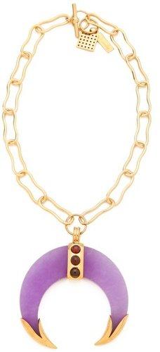Kelly wearstler Moon Statement Necklace