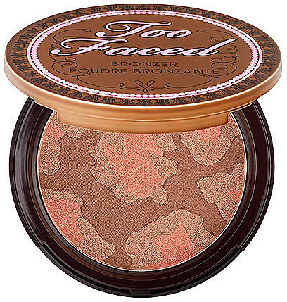Too Faced Peach Leopard Brightening & Perfecting Bronzer