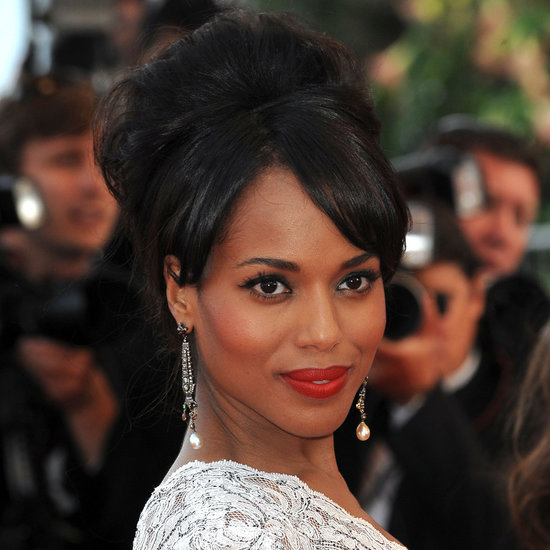 Hair at Cannes Film Festival   Celebrity Pictures 2013