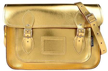 ZATCHELS Medium leather bag