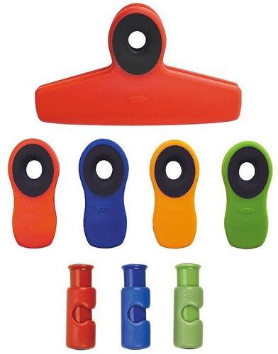 Oxo good grips 8-pc. bag clip set