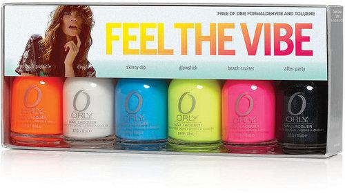 Orly Feel The Vibe 6-Pix Kit 1 ea