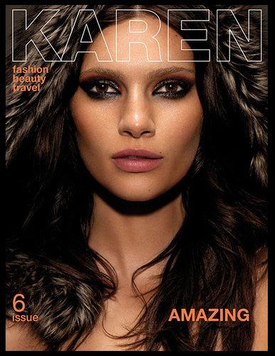Theresa Moore : Karen Cover