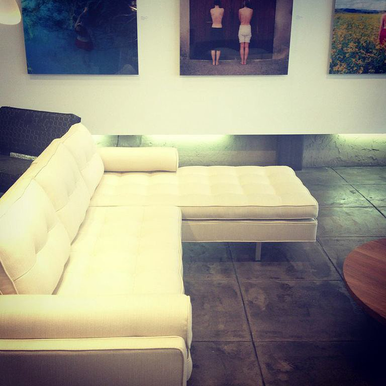 Vioski furniture left us craving loft living.