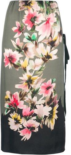 Jucca printed skirt