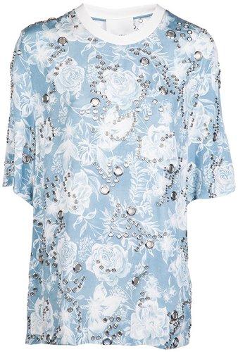 3.1 Phillip Lim Eyelet t-shirt