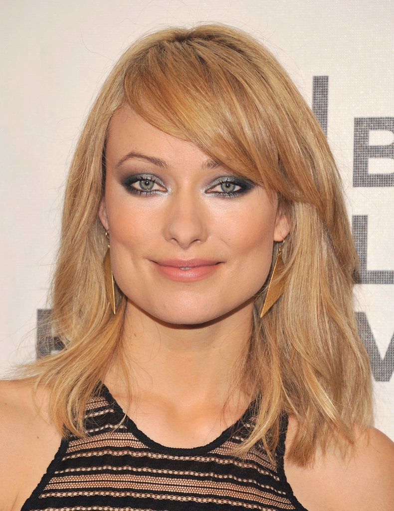 While we know Olivia Wilde as a brunette, the star is actually a natural blonde.