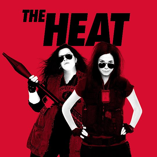 The Heat Movie Poster
