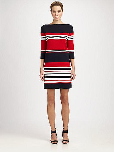 Michael Kors Stripe Dress
