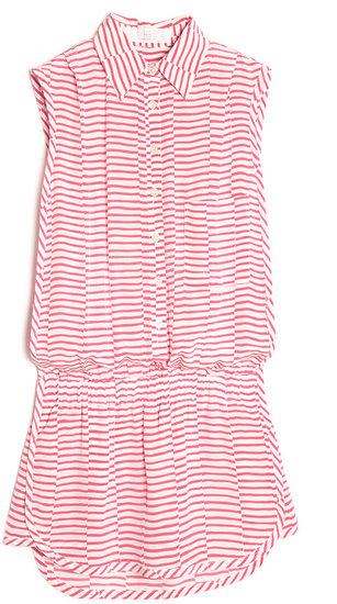 Thakoon Addition Sleeveless Stripe Romper