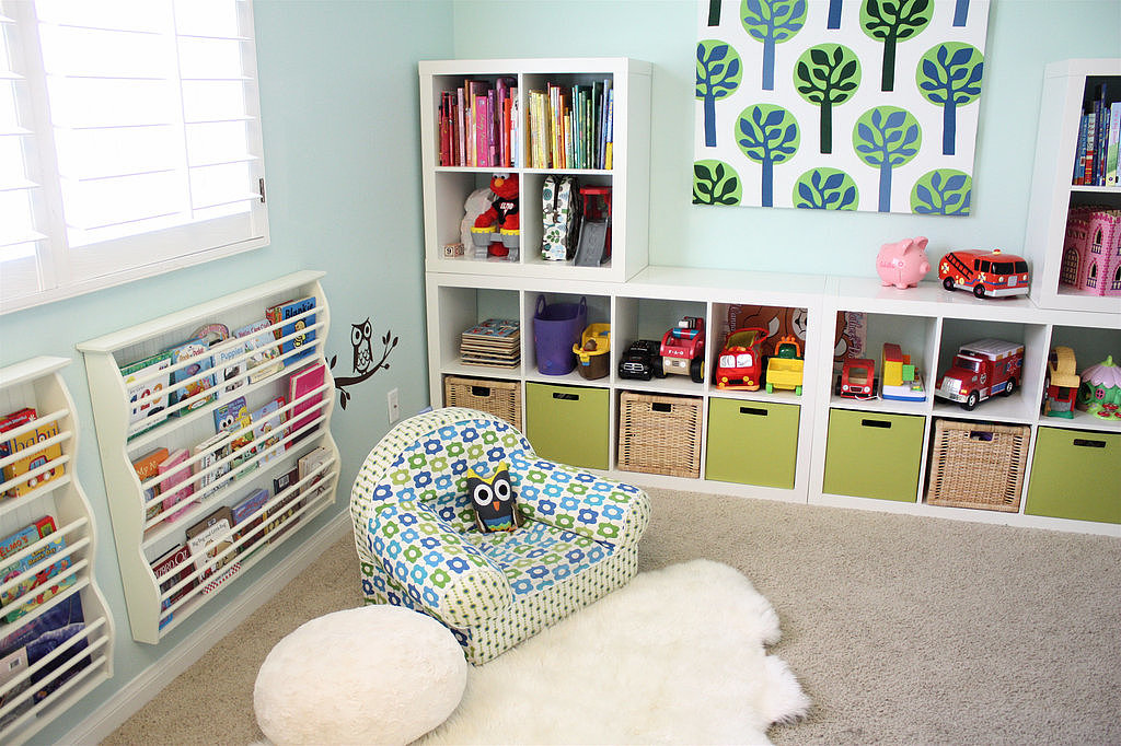 Leave it to ikea clutter turned cute 11 inspirational - Habitaciones infantiles ikea ...